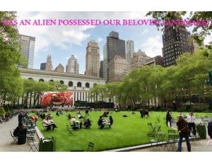 Alien NYPL